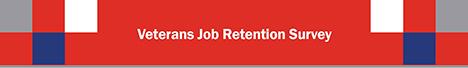 Veterans job retention survey